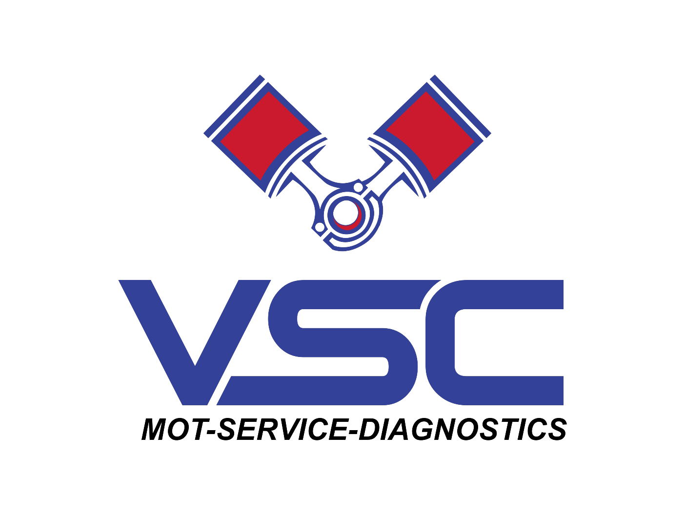 Vehicle Service Centre Ltd Logo