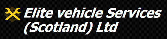 Elite Vehicle Services - Motherwell Logo