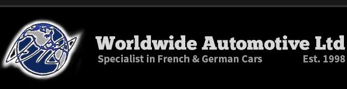 Worldwide Automotive Logo