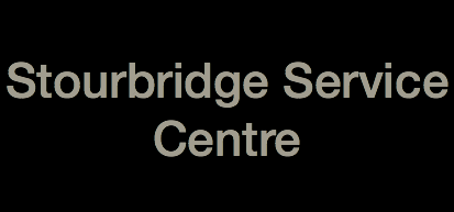 Stourbridge Service Centre Logo