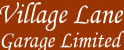 Village Lane Garage Logo