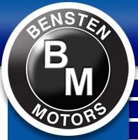 Bensten Motors Logo