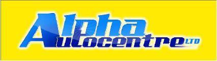 Alpha Autocentre Ltd Logo