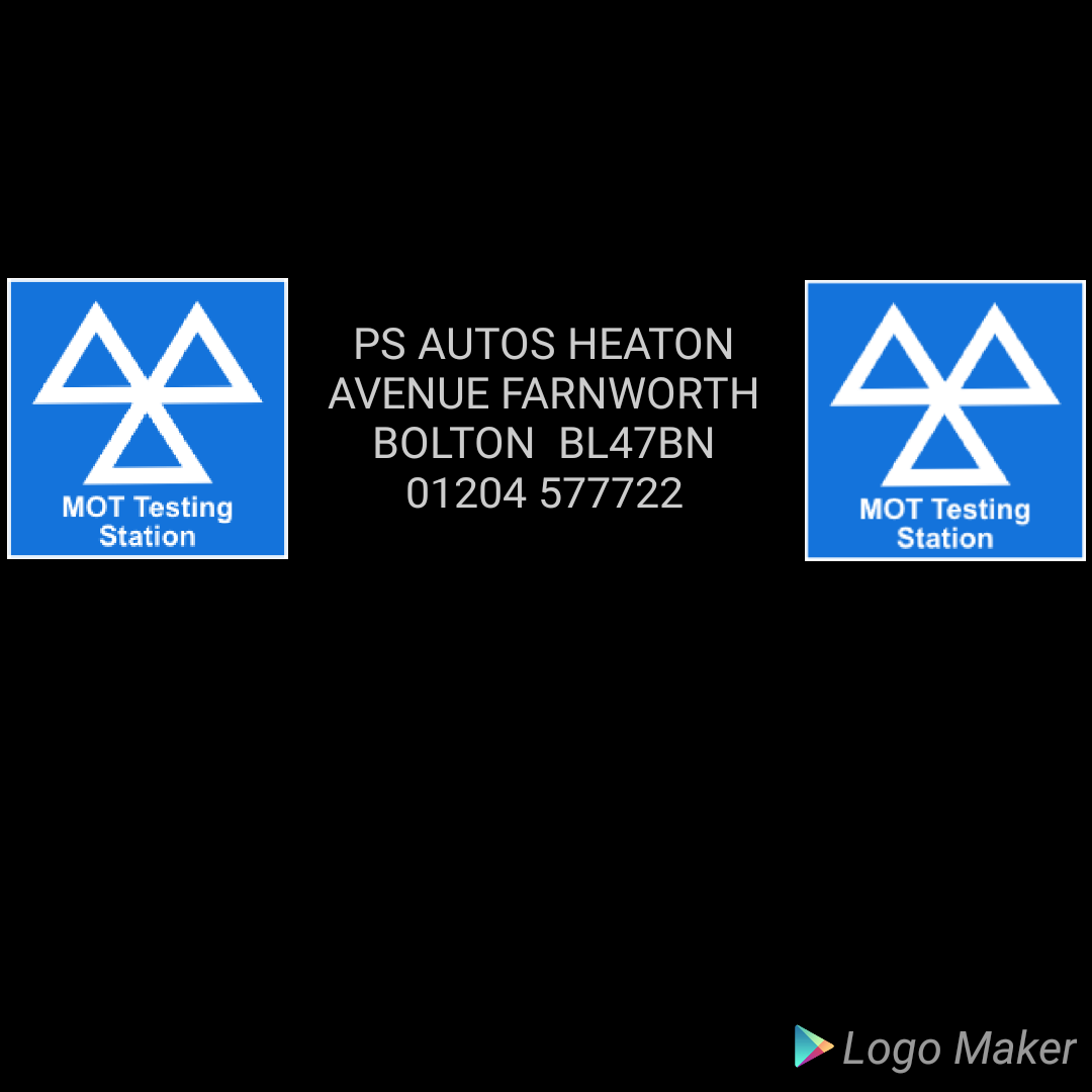 PS Autos - Booking Tool Logo