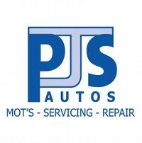 P J S Autos Logo
