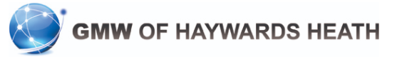 GMW of Haywards Heath Logo