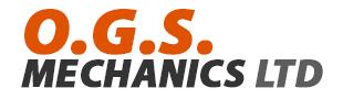 O.G.S Mechanics Ltd Logo