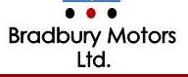 Bradbury Motors Logo
