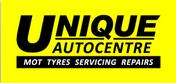 Unique Auto Centre Logo