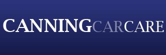 Canning Car Care Logo
