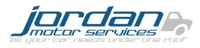 Jordan Motor Services Logo
