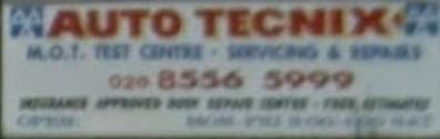 AUTO TECNIX Logo