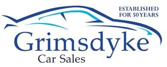 Grimsdyke Service Station Logo