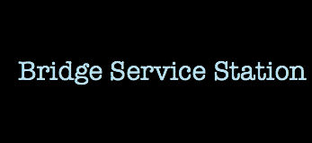 Bridge Service Station Logo