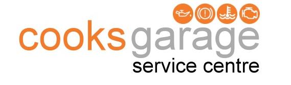Cooks Garage Ltd - Booking Tool Logo