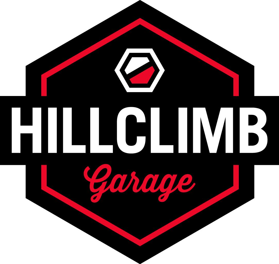 Hillclimb Garage Logo