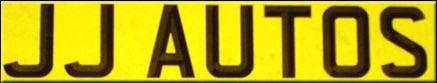 J J Autos Logo