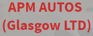 APM Autos Glasgow Logo