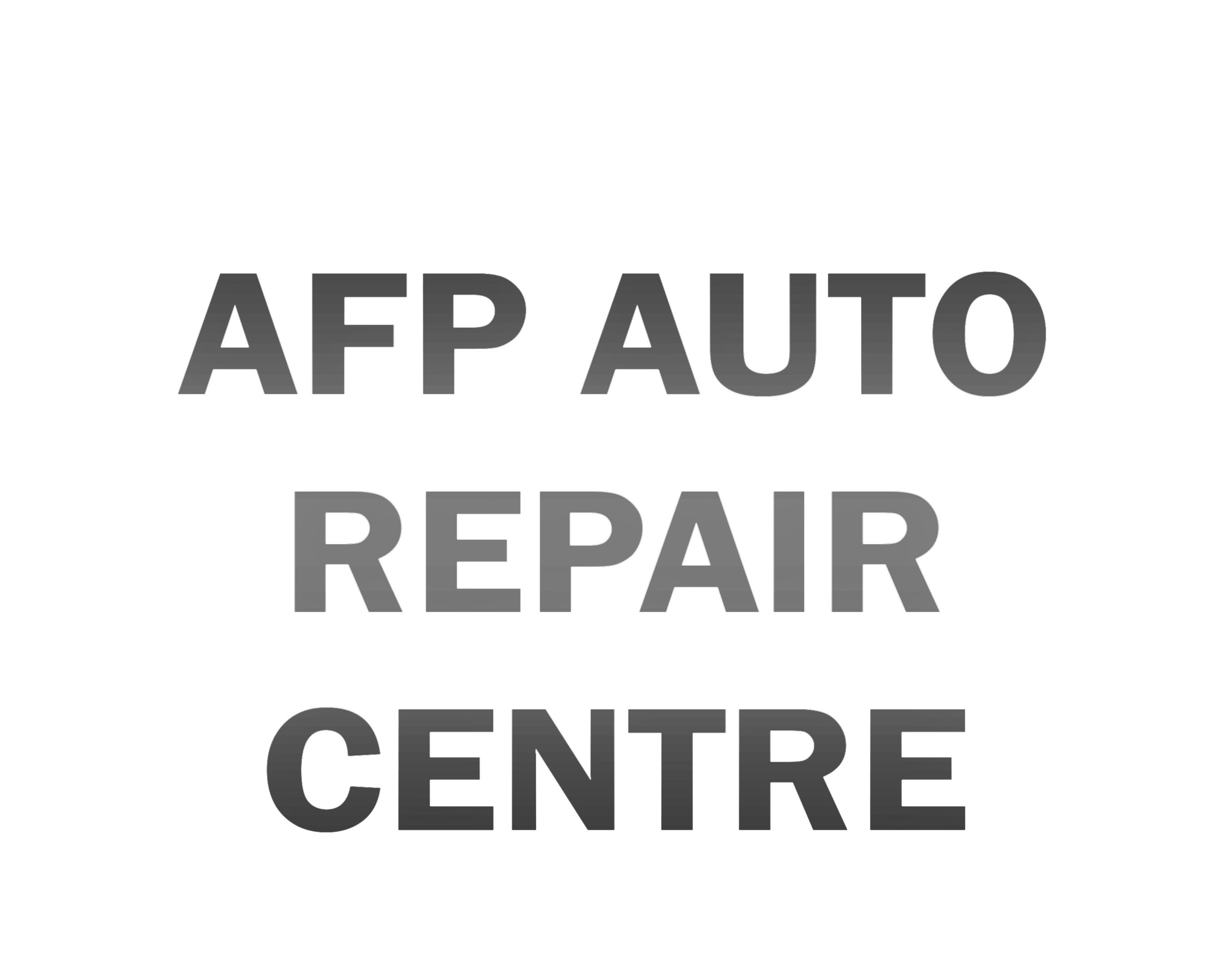 AFP Van Hire / Sales & Auto Repair Centre Sheffield Logo