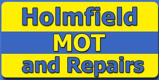 Holmfield MOT & Repair Logo