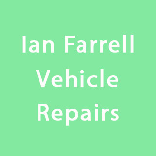 IAN FARRELL VEHICLE REPAIRS Logo