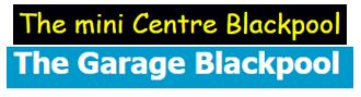 The Garage (Blackpool) Ltd Logo