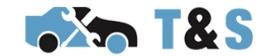 T & S Motors in Clacton On Sea - Booking Tool Logo