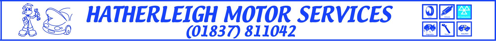 Hatherleigh Motor Services Logo