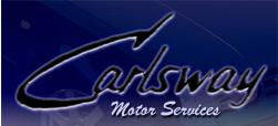Carlsway Garage Logo