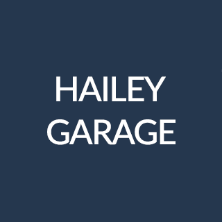 HAILEY GARAGE Logo