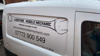 a.instone mobile mechanic Logo