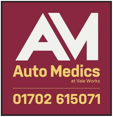 AUTO MEDICS LTD - SS2 5DP Logo