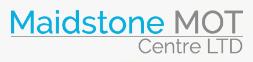 Maidstone MOT Centre LTD Logo