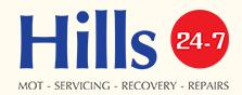HILLS BODY & MOT CENTRE LTD Logo