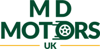 M D MOTORS (UK) Logo