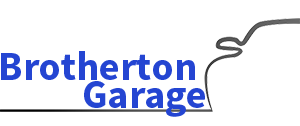 Brotherton Garage Logo