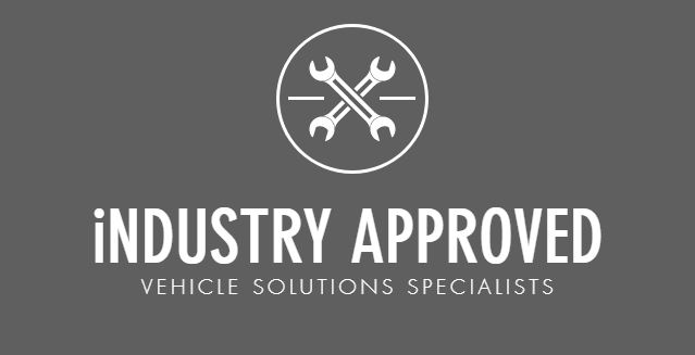 INDUSTRY APPROVED LTD Logo