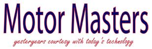 Motor Masters- Hertfordshire Logo