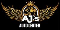 AJS Autocentre Logo