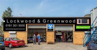 Lockwood & Greenwood Ltd Logo