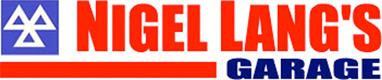 Nigel Langs Garage Logo