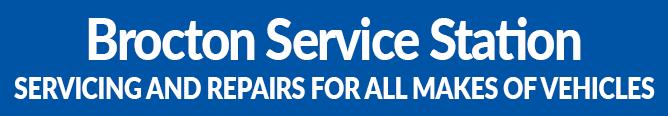 BROCTON SERVICE STATION Logo