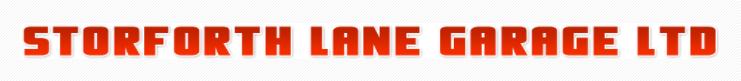 Storforth Lane Garage Ltd Logo