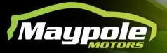 Maypole Motors Logo