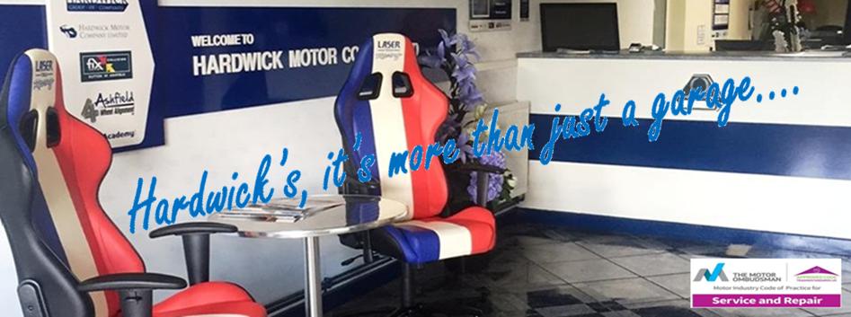 Hardwick Motor Company Ltd Logo