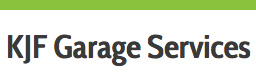 KJF Garage Services Logo