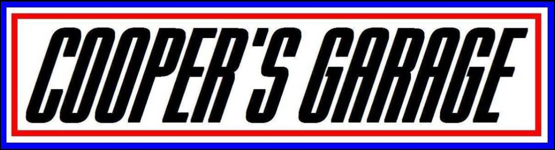 Coopers Garage, Mildenhall Logo