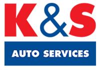 K & S AUTO SERVICES Logo