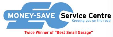 Money-Save Service Centre Logo