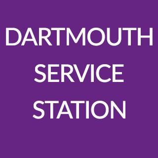 Dartmouth Service Station Logo